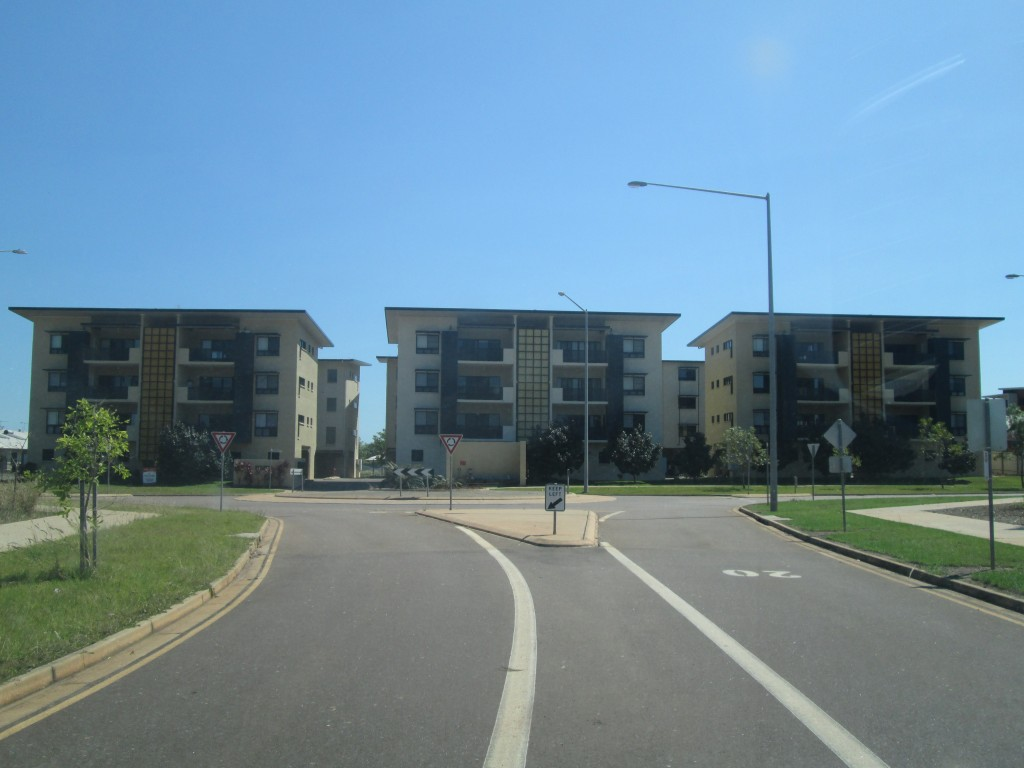 Internal and external painting, Rosebury Units
